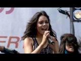 Vanessa Hudgens - Sneakernight -Concert