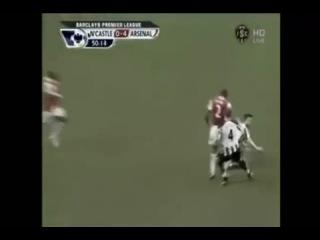 Ньюкасл - Арсенал 4:4 http://prosportlive.ru/