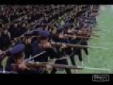 Армия Японии на учении пос  сам