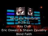 Eric Oswald &amp Shawn Zavodny - Blind Faith (Jani Lane memorial 29.8.11)