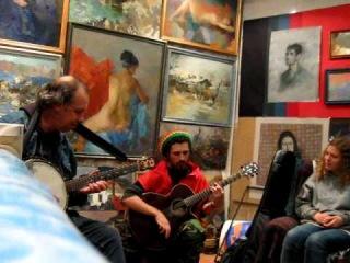 Ритм Сердца - (ТИГУСИГАЛЬПА) Концерт в Галерейке. Гурзуф 2011