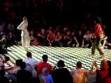 UK vs Issac quarter final house dance @ express your style battle 2009