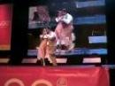 Mario De Camillis Barbara Wainnright. FINAL Mundial de Tango 2009. 8vo. Puesto