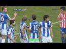 1-й тур чемпионата Испании 2011-2012. Спортинг 1:2 Реал Сосьедад (27.08.11)