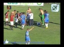 EPIC FAIL: Unconscious footballer dumped off stretcher (Olhanense v Leiria)