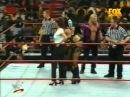 Chyna vs. Hardcore Holly. Raw is War 01_03_2000 wwe