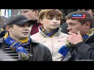 Сельмаш-Зенит. Отрывок трансляции на Россия-2. Мы тут ееесть)))