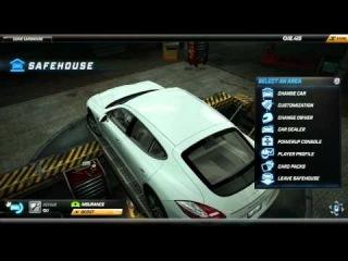 NFS World: Hidden Cars (7 of 16) - Porsche Panamera