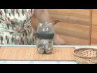 Шкатулка из пластиковой бутылки - Доброе утро - Первый канал