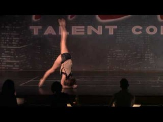METRO TALENT Competition 2009-Lyrical Solo-Dance Dimensions (NJ) -Stephanie Noble