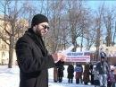 Hicab aksiyasi Sankt-Peterburgda