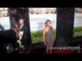 Hayden Panettiere at Fireflies in the Garden movie premiere