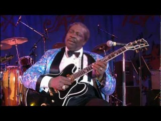 Би Би Кинг/ B. B. King - The Thrill Is Gone