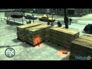 Grand Theft Auto IV Walkthrough part 119 - Assassination Missions - Water Hazard