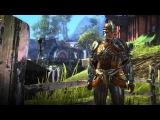 Guild Wars 2 : Kryta - The Last Human Homeland Official Trailer [HD]