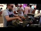 DJ Groove @ Mojito Beach Cafe. Live on 31.07.2011