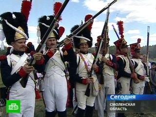 В бою под Смоленском участвовали 800 человек | Новости НТВ | Телекомпания НТВ. Официальный сайт