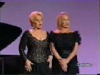Katia Ricciarelli & Lucia Valentini-Terrani: Duetto di due gatti