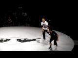 Red Bull BC One 2011 Qualifier TAIWAN - 16 battle - Taisuke vs Monkey J