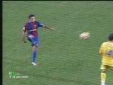 Роналдиньо через себя! Один из самых красивых голов в истории футбола!