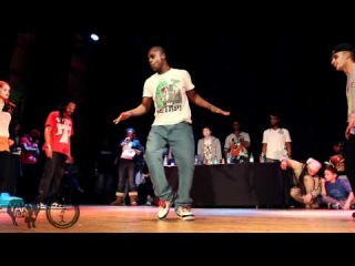Old Future vs Dro & Marie Juste Debout 2011 Pre Selection UK Hip Hop Final YAK FILMS