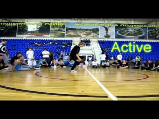 PDFF vol.12 Active vs Charger FINAL *Jumpstyle - slayers* (Win)