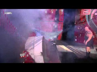 Big Show Chokeslams John Cena Backlash 2009