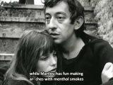 Serge Gainsbourg - Variations sur Marilou (english subtitles)