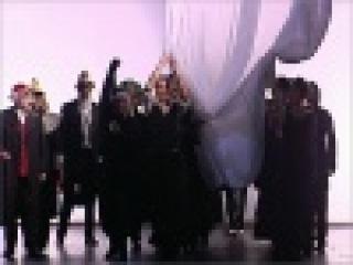 23.11.2011  Театр Вахтангова спектакль `Пристань`