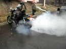 Yamaha FZX750 '86 Burnout