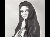 Tamara Sinyavskaya sings Lyubashas Aria-2 Act- Tsars Bride