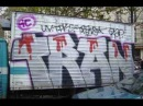 Oclock, Trane, Nasty, Opea, Horfe, Eyone, Beaze, Huzer, TPK, UV, STC, graffiti