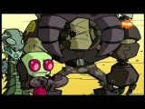 Invader Zim Episode 28 Planet Hobo-13 German
