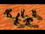 Warhammer 40.000 Dark Millennium Online MMORPG Terminator Dance