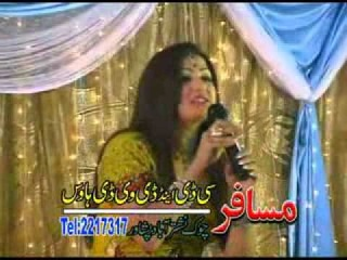 Abid & Salma Shah Song (10) By Musafar New Pashto Show,2012