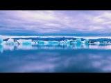 Невероятно красивое HD video Ландшафты Исландии