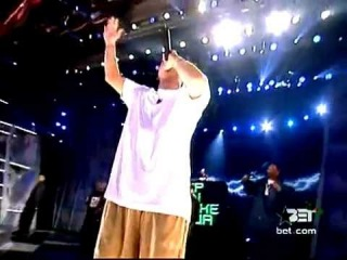 NWA feat Eminem Live @ BET Awards 2000 HD UP IN SMOKE TOUR