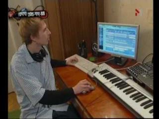 -deTach- интервью для  канала  M1