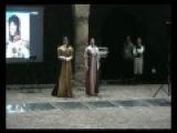 Reale Gruppo Storico G. Murat Pizzo (VV) Tolentino 2011- La Marsigliese.