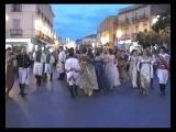 Il Reale Gruppo Storico G. Murat balla in Piazza della Repubblica a Pizzo 091010