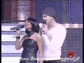 dueti georgia maka da rati  enrique iglesias whitney could i have this kiss forever