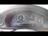 BMW 750 M-Sport E38 -00 Engine start
