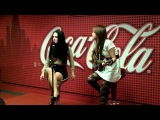 JoJo performs her new song Disaster in the 1035 KISS FM Coca-Cola Lounge! [HD]
