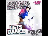 Victor Magan &amp Jason Tregebov Feat Estela Martin - Lets Dance (Lahox Remix)