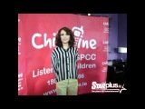 Cher Lloyd hates Christmas songs! Starplus.ie