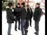 Сява избил корреспондента НТВ