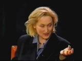 Meryl Streep Inside The Actors Studio 1998 part 2