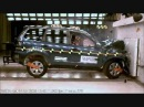 Crash Test 2009 - 2010 Subaru Forester (Full Frontal Impact) NHTSA