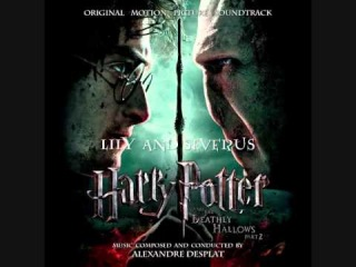 Harry Potter and the Deathly Hallows 2 preview - Track 15 Lily and Severus