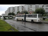 Икарус 280.33/Ikarus 280.33 Красноярск 2011 720p HD
